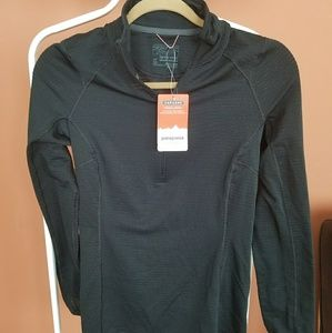 Patagonia capilene thermal weight zip neck XS/S